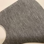 Original Better Face Mask Gray and White-3